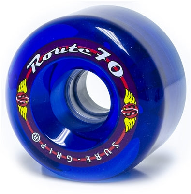 Sure Grip Route Outdoor 70mm Roller Skate Wheels