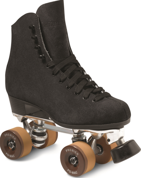 Sure Grip 1300 Century Rhythm Roller Skates - Black or Tan