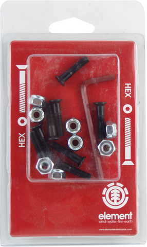 "Element Thriftwood 7/8"" (Allen) Hardware 1 Set"