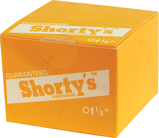 "Shorty's 1-1/8"" [Allen] 10/Box Hardware"