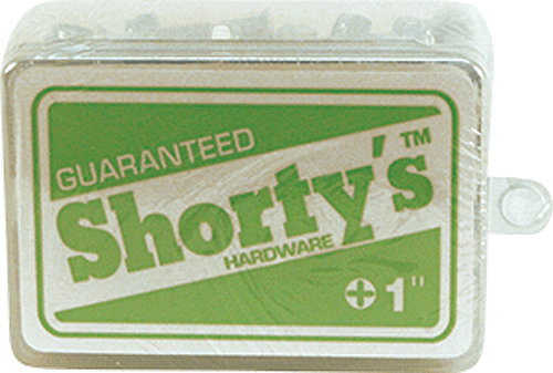 "Shorty's 1"" Glow 65/Set Philips Hardware"
