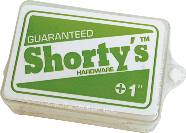 "Shorty's 1"" Green 65/Set Philips Hardware"