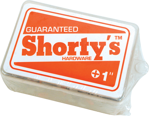 "Shorty's 1"" Orange 65/Set Philips Hardware"