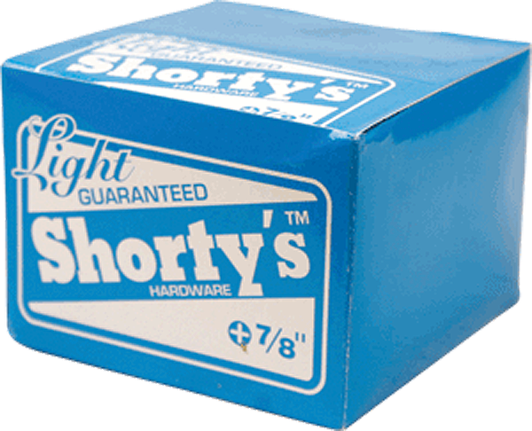 "Shortys 7/8"" 10/Box Phillips Hardware Lights"