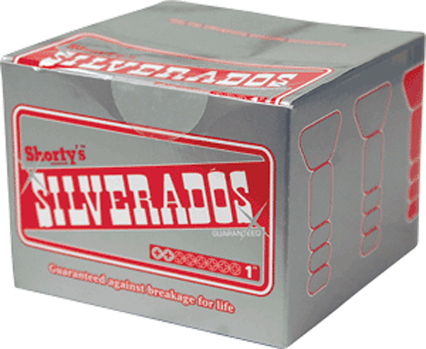 "Silverados 1"" Ph 10/Box Hardware"
