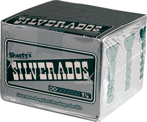 "Silverados 1-1/4"" Ph 10/Box Hardware"
