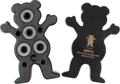 Grizzly Black Bear-Ings 1Set