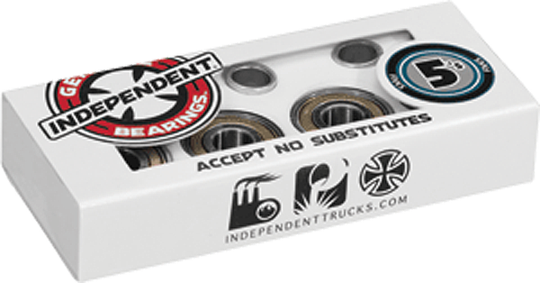 Inde 5S Abec-5 Single Set Bearings