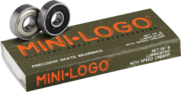 Mini Logo Bearing Single Set Ppp