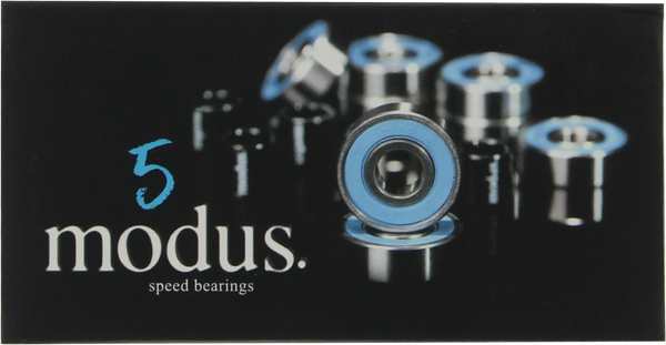 Modus Abec-5 Bearings Single Set