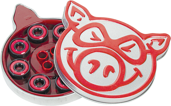 Pig Abec-5 Bearings Single Set