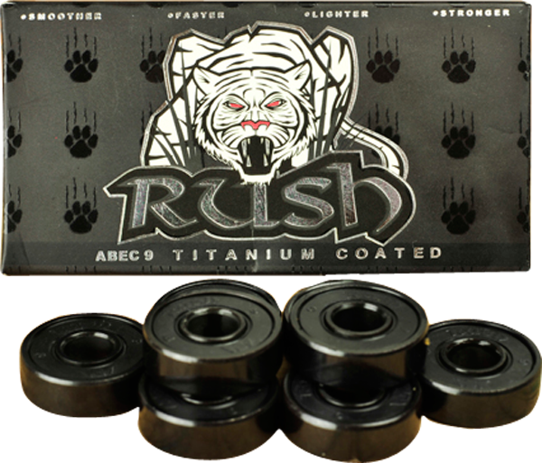 Rush Abec-9 Bearings Ppp