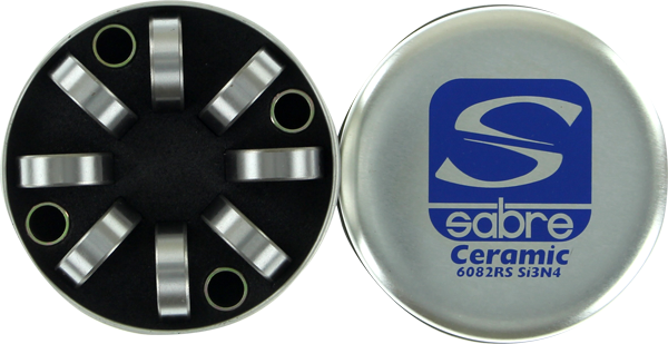 Sabre Ceramic Bearings