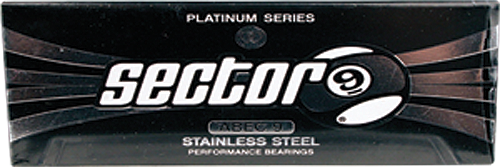 Sec9 Platinum Abec-9 Bearings