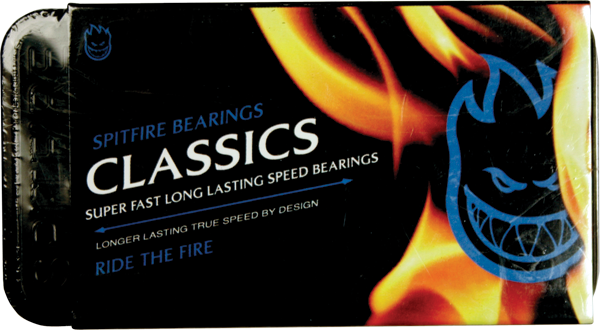 Sf Classic Bearings Blue Shield Single Set