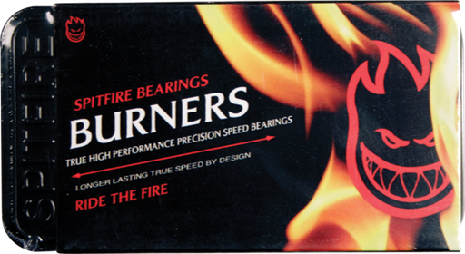 Sf Burner Bearings Red Shield Single Set