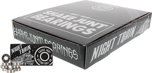 Sj Night Train 30/Pack Bearings
