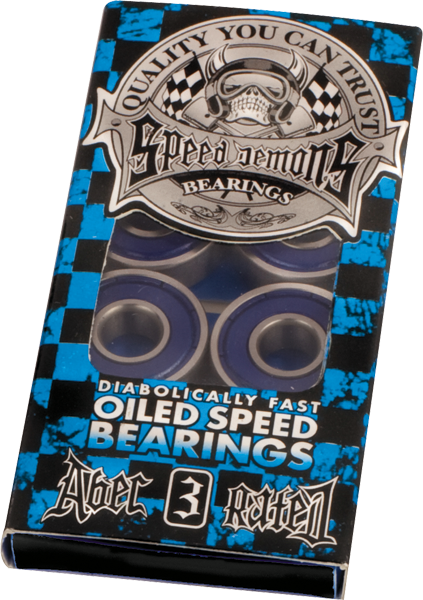 Spd A-3 Blue Bearing Single Set Ppp