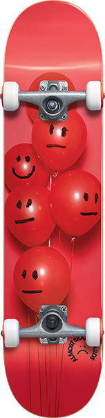 Alm Balloons Complete-8.0 Red