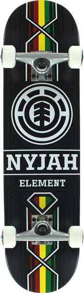 El Nyjah Stripes Complete-7.75