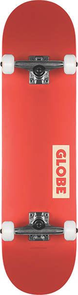 Glb Goodstock Complete-7.75 Red