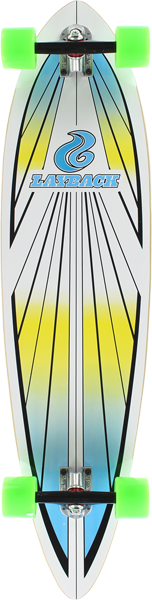 Layback Soulride Pintail Complete-9.75X40 Ppp