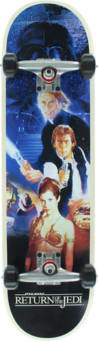 Sc Star Wars Return Of The Jedi Poster Comp-8.25