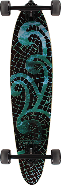 Scsc Mosaic Sea Pintail Complete-8X34""
