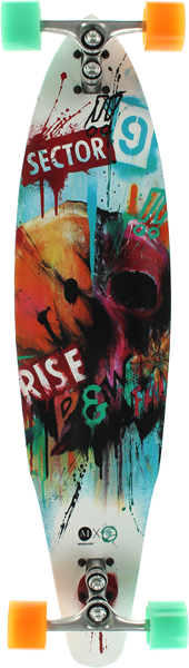 Sec9 Rise And Fall Complete-9.12X40 Sdwndr Artist