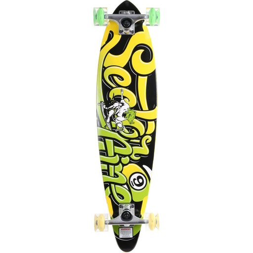 Sector 9 Swift Glo Wheel Complete Longboard
