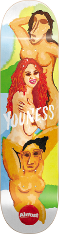 Alm Youness Lady Pablo Deck-8.0 Impact Light