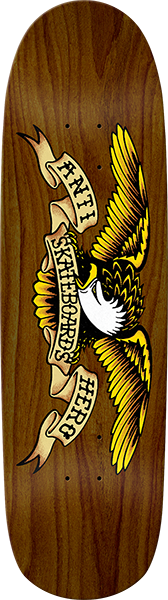Ah Shaped Eagle Overspray Dk-8.86X32 Brown Dip