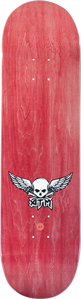 Atm Mini Wings Deck-8.5 Red Ppp