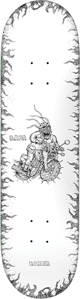 Baker Baca Stipple Deck - 8.25""
