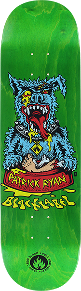 Bll Ryan Sick Dog Deck-8.25