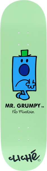 Cliche Mirtain Mr.Men Deck-8.25 R7