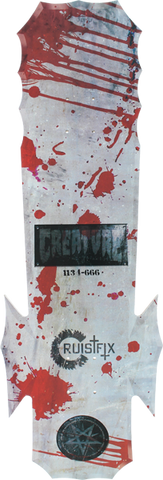 Creature Cruisi Steel Deck-10X30