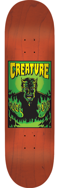 Creature Hell Md Deck-8.6