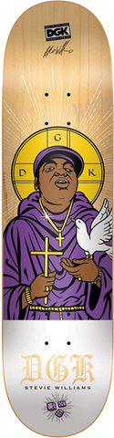 Dgk Williams Saints Deck-7.9