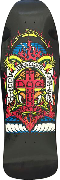 Dogtown Oster Reissue Deck-10.37X31