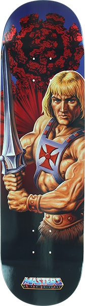 El X Masters Of The Universe He Man Deck-8.25