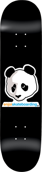 Enjoi Vato Panda Deck-8.5 Resin 7