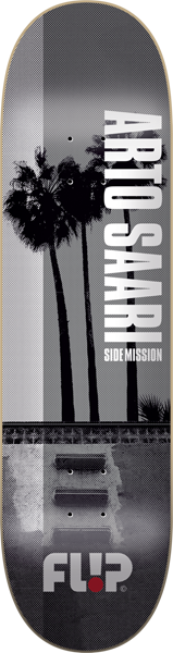 Flip Saari Side Mission Deck-8.5 Palms