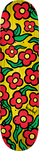 Krooked Wildstyle Flowers Deck-8.25