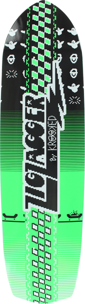 Krooked Zip Zagger Arkade Deck-8.62X32.38