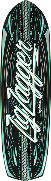 Krooked Zip Zagger Kustomz Deck-8.6X32.38