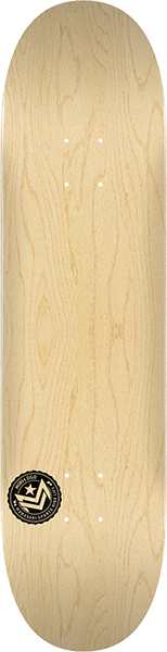 Ml Deck 244/K-20 -8.5 Chevron Stamp Natural