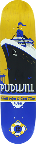 Plan B Pudwill Open Seas Deck-7.75