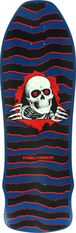 Pwl/P Geegah Ripper Deck-9.75X30 Navy/Blk/Red