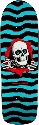 Pwl/P Ripper 10 Deck-10X31.75 Turquoise
